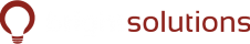 BrightSolutions Logo White