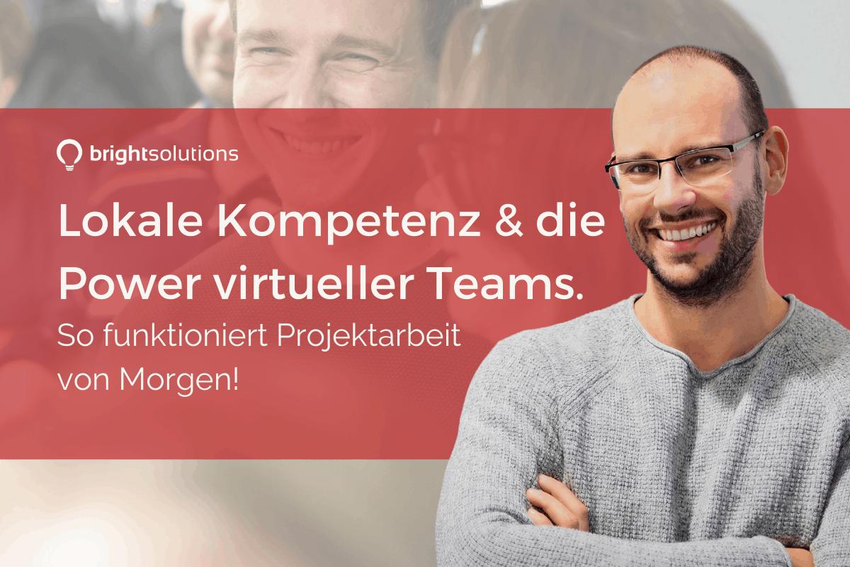 Agile Teams aus Freelancer-Experten
